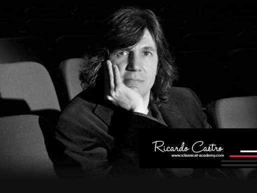 Admissions inscriptions for Ricardo Castro  piano class